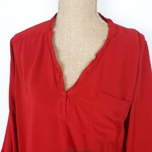 ***SALE***Ricki's v veck blouse.